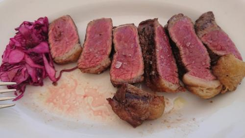 Riolet, la carne alla brace