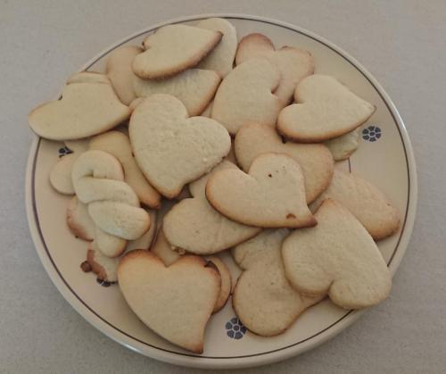 ah, l'amore per i biscotti
