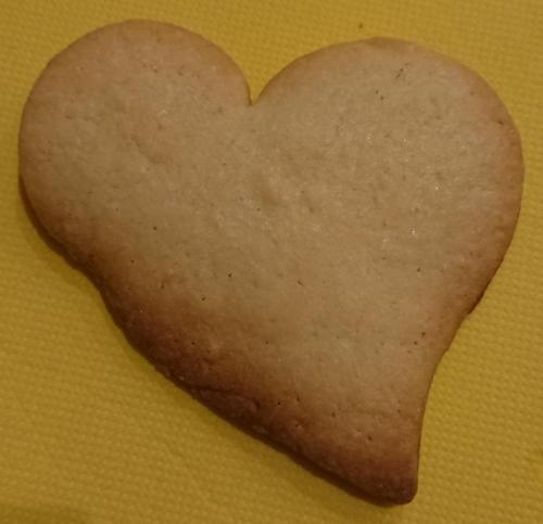 biscotto cuore