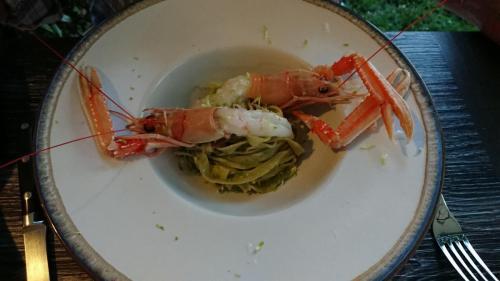 Ca Belon, verde prato