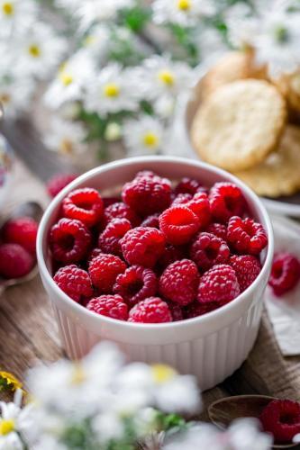 Raspberries fields forever