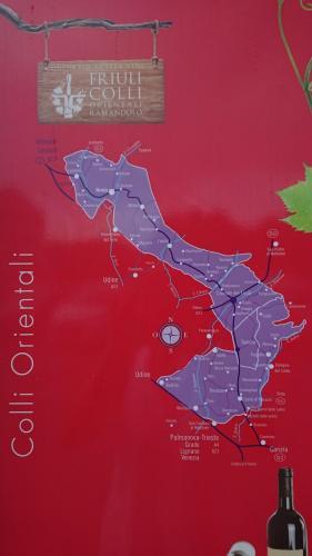 Friuli Colli Orientali DOC - sottozone