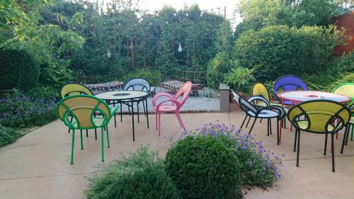 Grani di Pepe, giardino