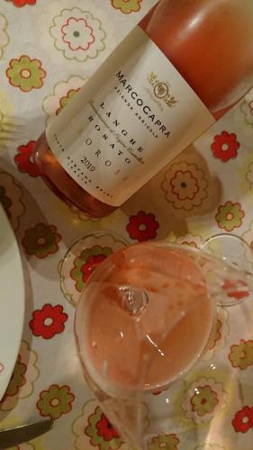 oro rosa fronte