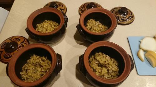 sformato di melanzane - riempi le cocottes