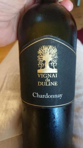Ronco Pitotti, Chardonnay 2014 Vignai da Duline, fronte